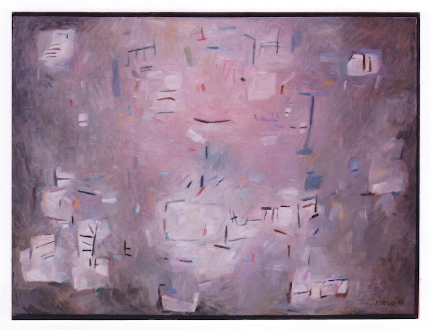 Niño rosa - 2004 - óleo sobre lienzo - 54 x 73 cm. (colección Esther González - Onda)