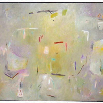 Espacio abierto - 2005 - óleo sobre lienzo - 89 x 116 cm.